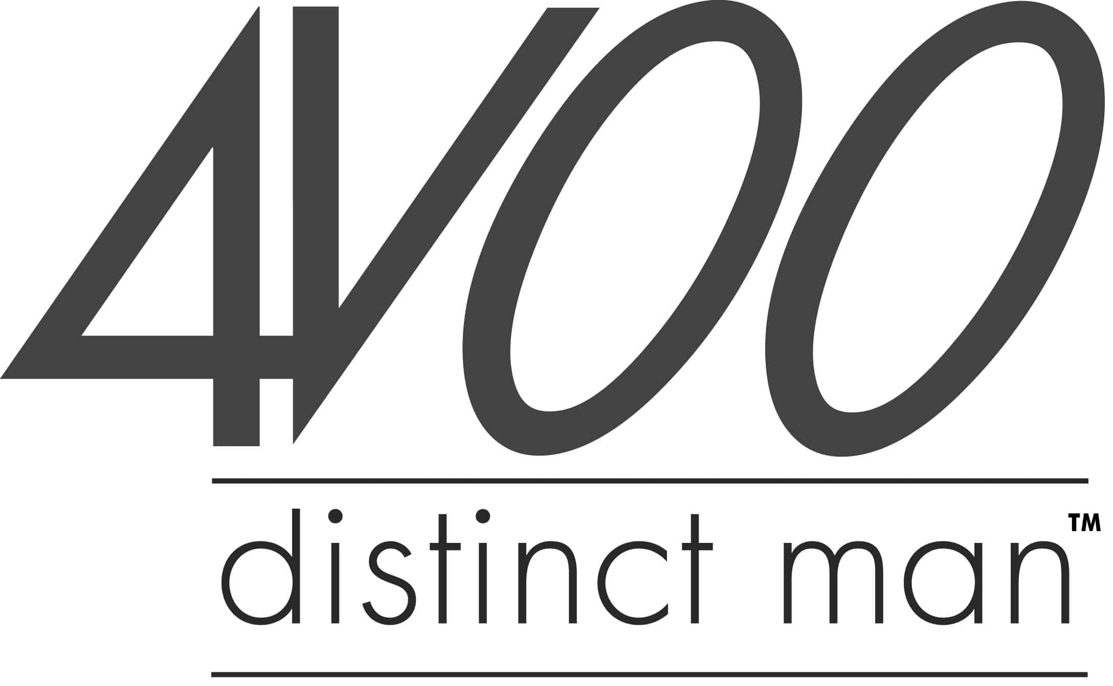 logo 4voo distinct man