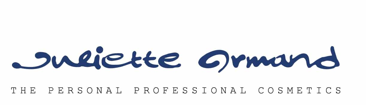 logo juliette armand, the personal professional cosmetics