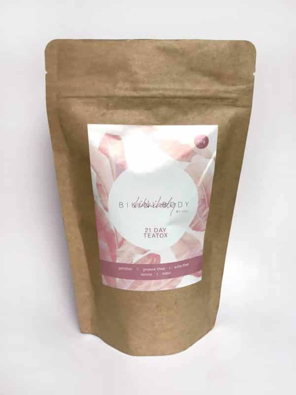 Productafbeelding 21 day Teatox